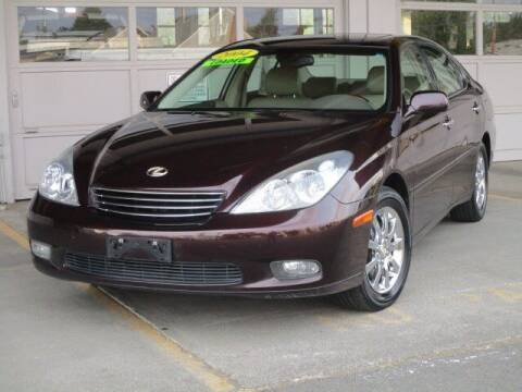 2004 Lexus ES 330 for sale at Select Cars & Trucks Inc in Hubbard OR