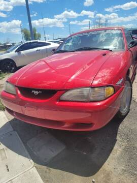 1994 Ford Mustang for sale at PB&J Auto in Cheyenne WY