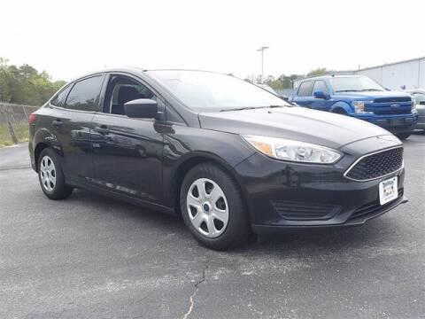 2017 Ford Focus for sale at Gentilini Motors in Woodbine NJ