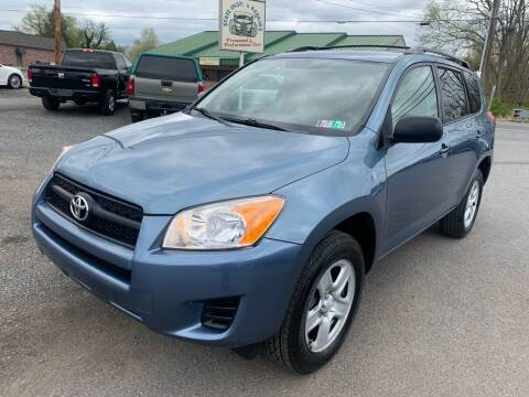 2010 Toyota RAV4 for sale at Sam's Auto in Akron PA