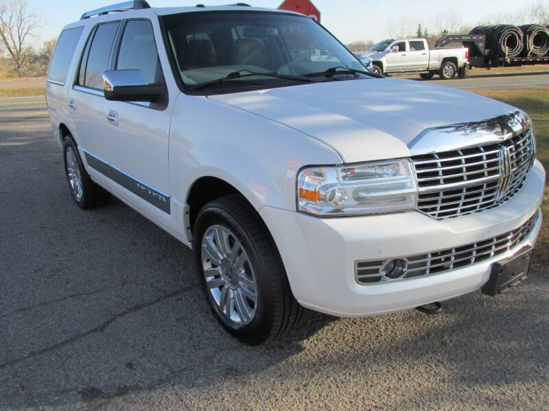 2013 Lincoln Navigator for sale at Buy-Rite Auto Sales in Shakopee MN