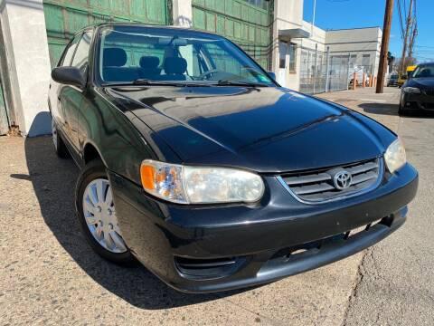 2002 Toyota Corolla for sale at Illinois Auto Sales in Paterson NJ