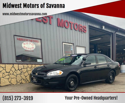 2016 Chevrolet Impala Limited for sale at Midwest Motors of Savanna in Savanna IL
