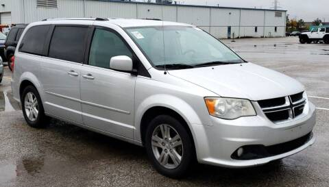 2011 Dodge Grand Caravan for sale at Angelo's Auto Sales in Lowellville OH