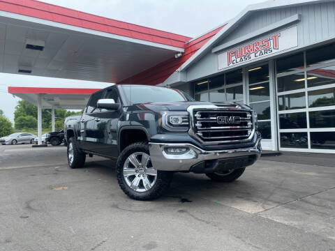 2017 GMC Sierra 1500 for sale at Furrst Class Cars LLC in Charlotte NC