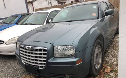 2005 Chrysler 300 for sale at Marti Motors Inc in Madison IL