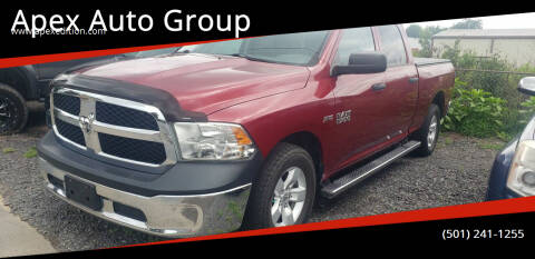 2013 RAM Ram Pickup 1500 for sale at Apex Auto Group in Cabot AR