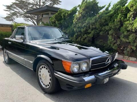 1989 Mercedes-Benz 560-Class for sale at Dodi Auto Sales in Monterey CA