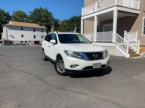 2014 Nissan Pathfinder for sale at PRNDL Auto Group in Irvington NJ
