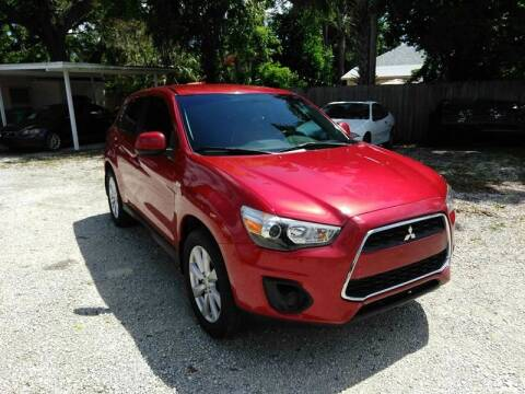2013 Mitsubishi Outlander Sport for sale at D & D Detail Experts / Cars R Us in New Smyrna Beach FL