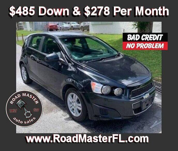2014 Chevrolet Sonic for sale at Roadmaster Auto Sales in Pompano Beach FL
