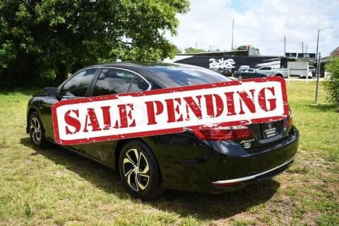 2016 Honda Accord for sale at STS Automotive - Miami, FL in Miami FL