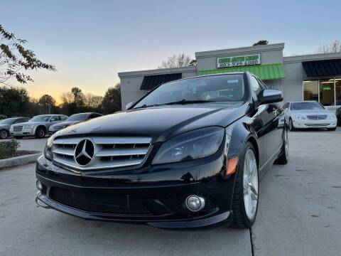 2009 Mercedes-Benz C-Class for sale at Cross Motor Group in Rock Hill SC
