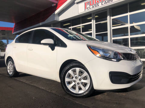 2013 Kia Rio for sale at Furrst Class Cars LLC in Charlotte NC