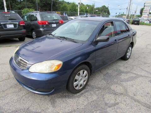 2005 Toyota Corolla for sale at King of Auto in Stone Mountain GA
