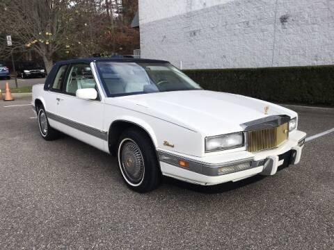 1988 Cadillac Eldorado for sale at Select Auto in Smithtown NY