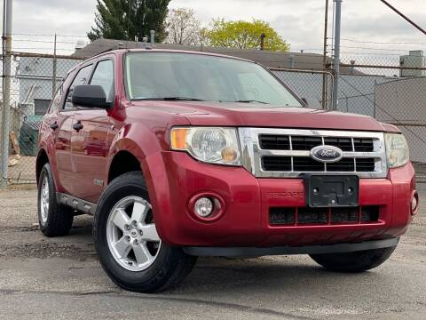2008 Ford Escape for sale at Illinois Auto Sales in Paterson NJ
