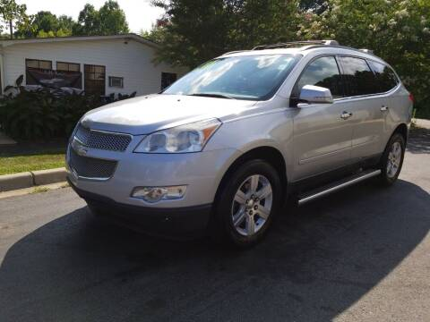 2011 Chevrolet Traverse for sale at TR MOTORS in Gastonia NC