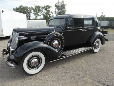 1936 Packard 120 for sale at Classic Car Deals in Cadillac MI