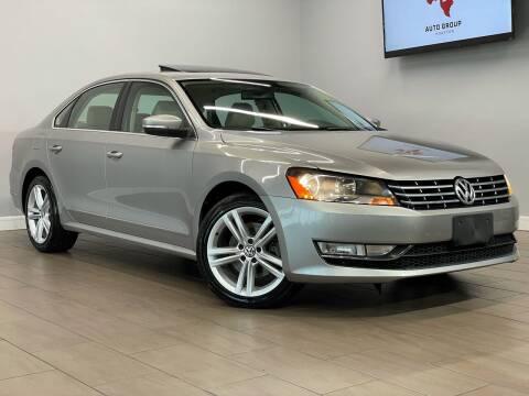 2013 Volkswagen Passat for sale at TX Auto Group in Houston TX