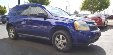 2007 Chevrolet Equinox for sale at Tri City Auto Mart in Lexington KY