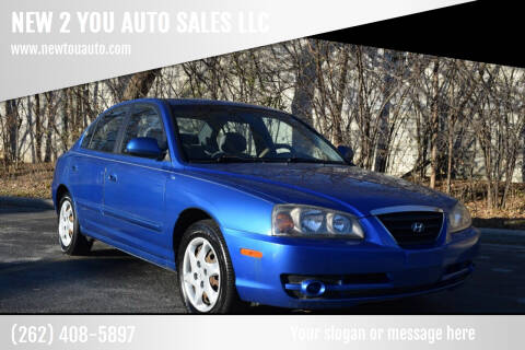 2006 Hyundai Elantra for sale at NEW 2 YOU AUTO SALES LLC in Waukesha WI