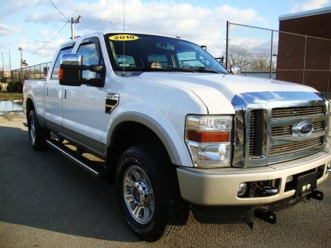 2010 Ford F-250 Super Duty for sale at Discount Auto Sales in Passaic NJ