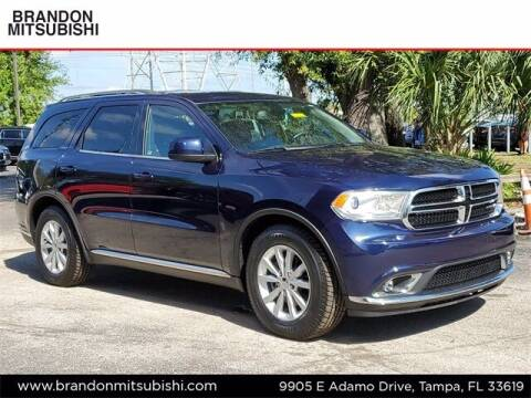 2014 Dodge Durango for sale at Brandon Mitsubishi in Tampa FL