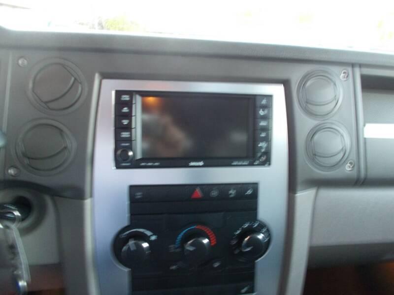 2008 Jeep Commander 4x4 Sport 4dr SUV - Keyport NJ