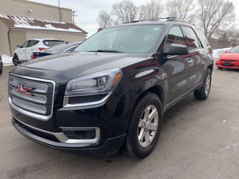 2015 GMC Acadia for sale at MIDWEST CAR SEARCH in Fridley MN