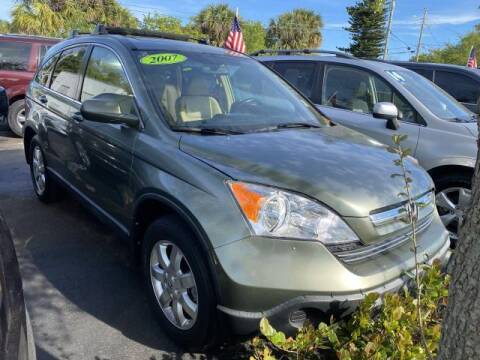 2007 Honda CR-V for sale at Mike Auto Sales in West Palm Beach FL