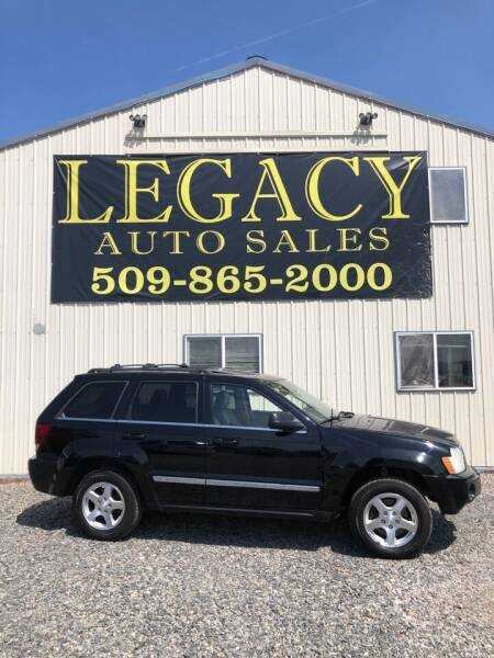 2006 Jeep Grand Cherokee for sale at Legacy Auto Sales in Toppenish WA
