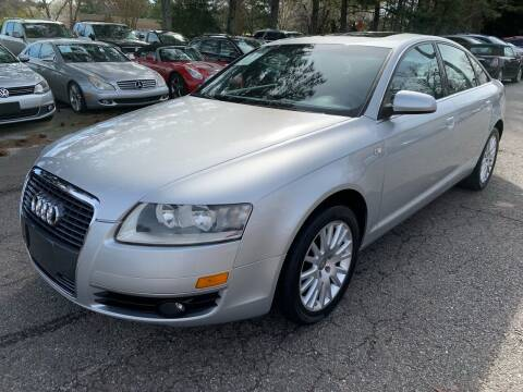 2006 Audi A6 for sale at MVP Auto LLC in Alpharetta GA