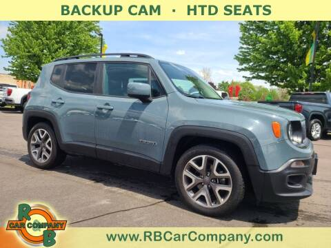 2017 Jeep Renegade for sale at R & B Car Company in South Bend IN