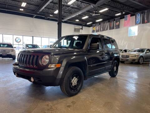 2016 Jeep Patriot for sale at CarNova in Sterling Heights MI