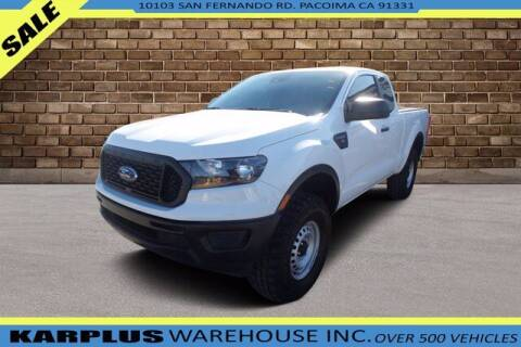 2020 Ford Ranger for sale at Karplus Warehouse in Pacoima CA