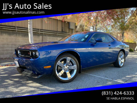 2010 Dodge Challenger for sale at JJ's Auto Sales in Salinas CA