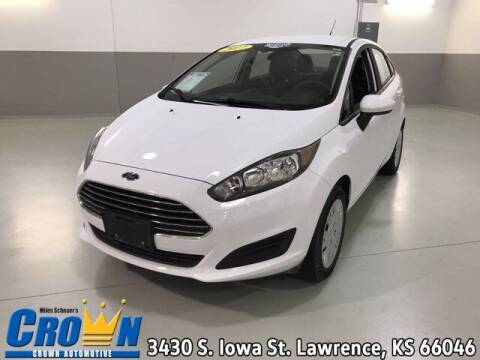 2017 Ford Fiesta for sale at Crown Automotive of Lawrence Kansas in Lawrence KS