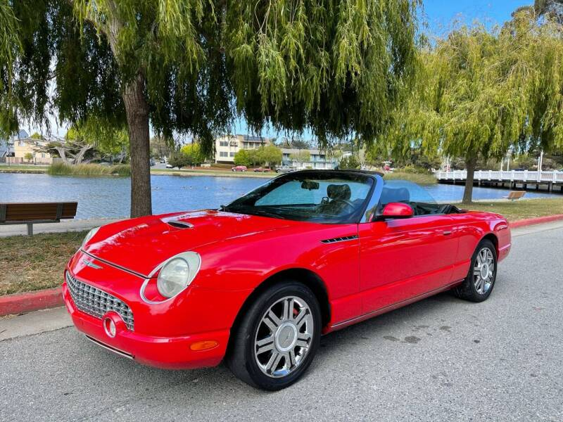 2004 Ford Thunderbird for sale at Dodi Auto Sales in Monterey CA