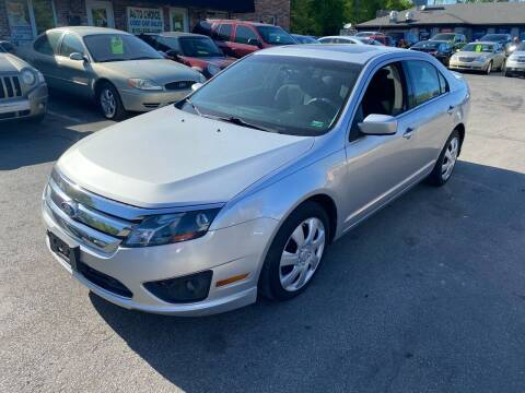 2011 Ford Fusion for sale at Auto Choice in Belton MO