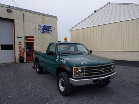 1990 Chevrolet C/K 2500 Series for sale at J'S MAGIC MOTORS in Lebanon PA
