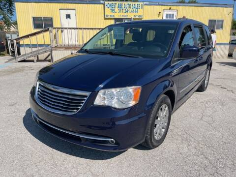 2014 Chrysler Town and Country for sale at Honest Abe Auto Sales 2 in Indianapolis IN