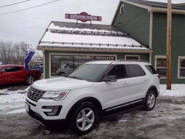 2017 Ford Explorer for sale at SCHURMAN MOTOR COMPANY in Lancaster NH