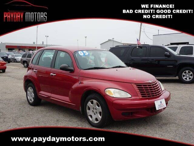 2005 Chrysler PT Cruiser for sale at Payday Motors in Wichita KS