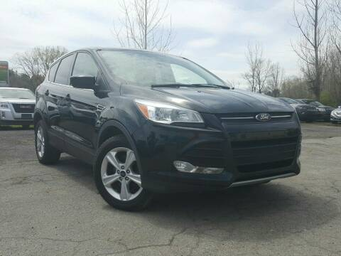 2015 Ford Escape for sale at GLOVECARS.COM LLC in Johnstown NY