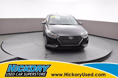2018 Hyundai Accent for sale at Hickory Used Car Superstore in Hickory NC