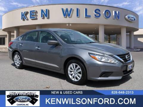 2016 Nissan Altima for sale at Ken Wilson Ford in Canton NC