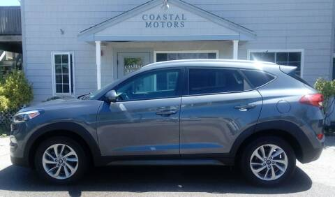 2016 Hyundai Tucson for sale at Coastal Motors in Buzzards Bay MA