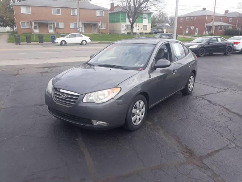 2008 Hyundai Elantra for sale at Flag Motors in Columbus OH