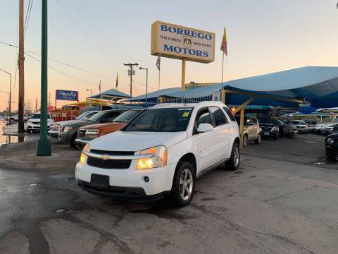 2007 Chevrolet Equinox for sale at Borrego Motors in El Paso TX